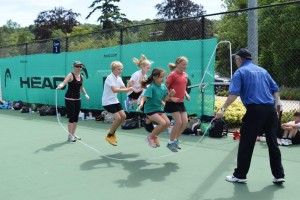 'Get Fit For Fun' at Bisham Abbey