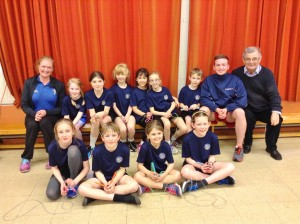 St John's Skipping Team