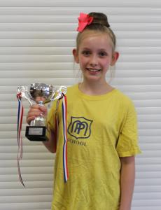 Winner, Sophie Froggatt